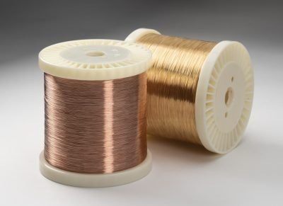 copper alloy and commercial bronze fine wire