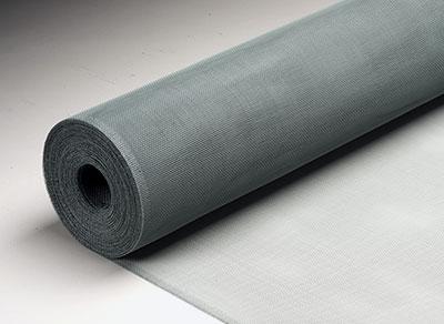 galvanized woven wire steel mesh