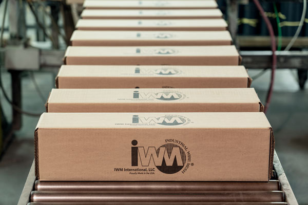 fine wire and wire mesh packaging
