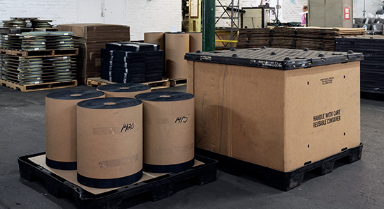 Reuse and Returnable Packaging Solutions