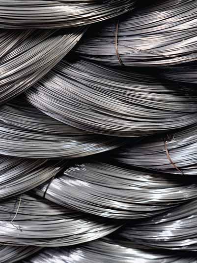 fine wire spools