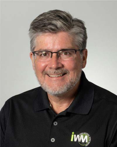 Guy Fritz - President and CEO of IWM International