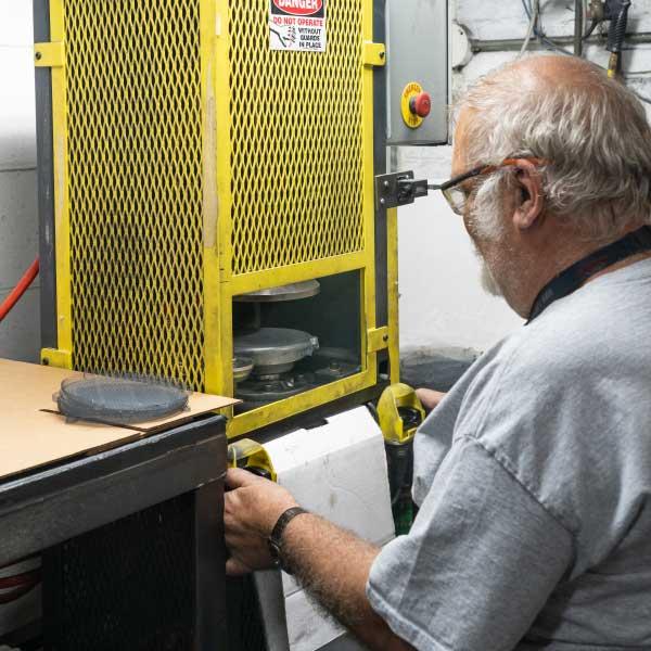 Punch Press Operator