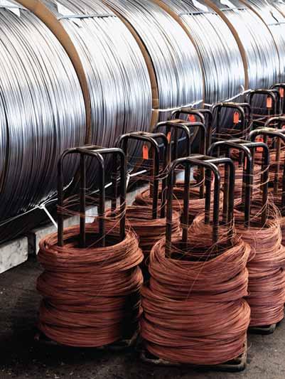 fine wire and coper coated fine wire